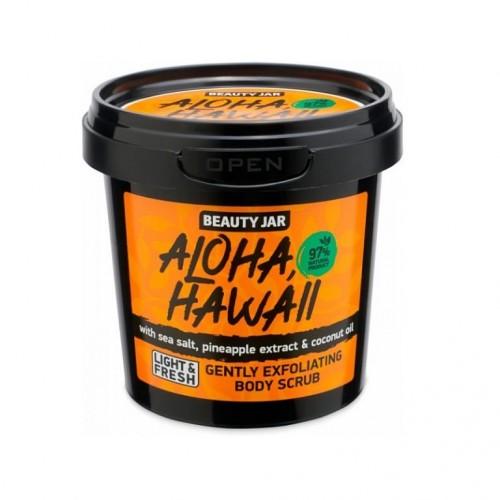 """""""ALOHA HAWAII"""" Αναζωογονητικό Scrub Προσώπου Και Σώματος"""