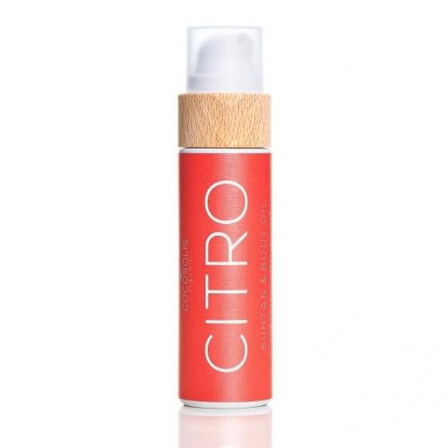 CITRO Sun Tan Body Oil