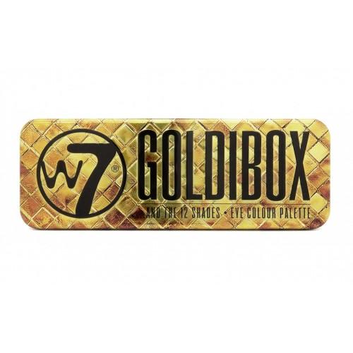 Παλέτα Σκιών Ματιών Goldibox - 12 Αποχρώσεων