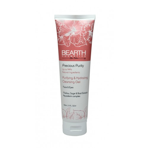 Precious Purity - Face & Eyes Cleansing Gel