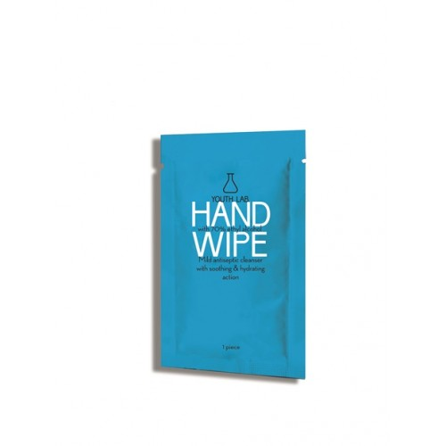 Hand Wipe with 70% ethyl alcohol
