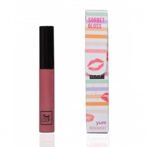 Sorbet Liquid Lipstick (Tangelo)