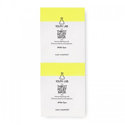 Thirst Relief Mask 2x6ml