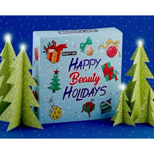 """""""HAPPY BEAUTY HOLIDAYS""""  Gift Set - Limited Edition"""