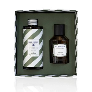 Gift Set - Olive Oil & Green Pepper
