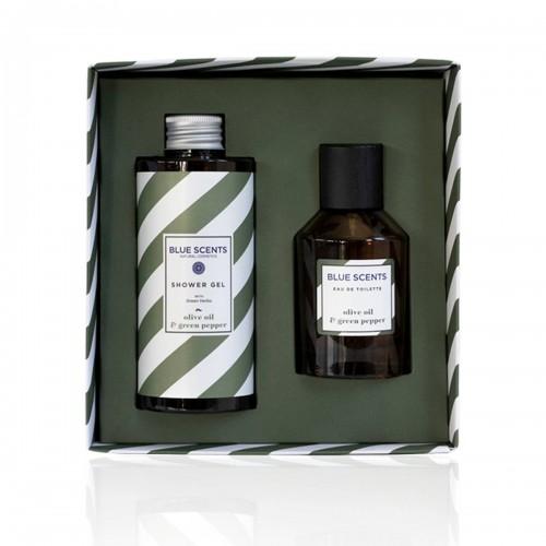 Gift Set - Olive Oil & Green Pepper