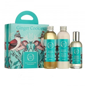 Gift Set - Ginger Cookies