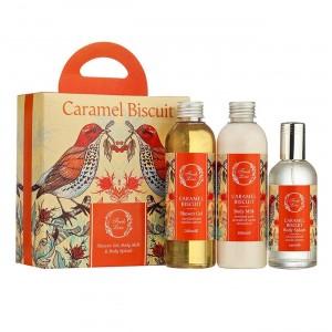 Gift Set - Caramel Biscuit