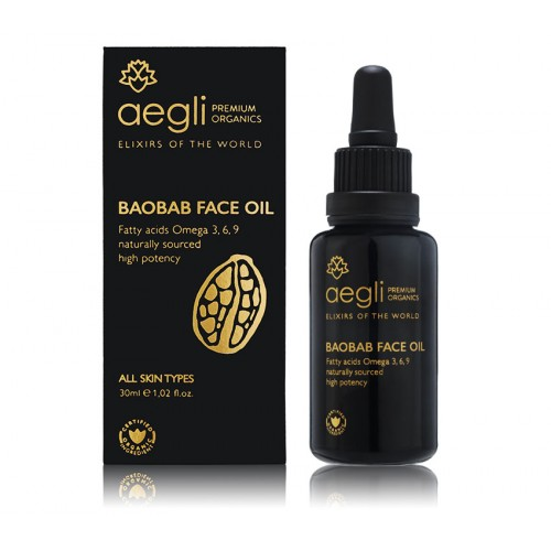 Baobab Elixir Dry Face Oil