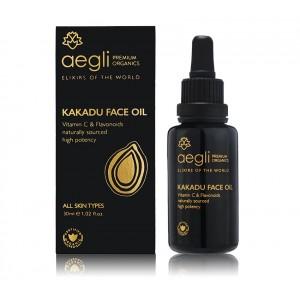 Kakadu Elixir Dry Face Oil
