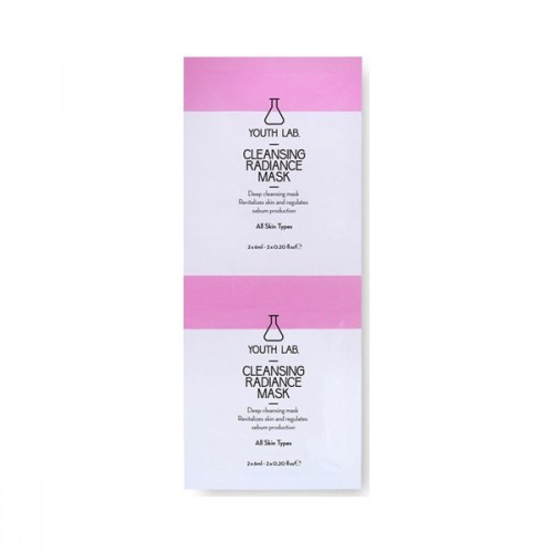 Cleansing Radiance Mask 2x6ml