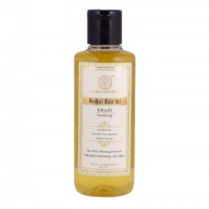 Αναζωογονητικό Φυτικό Έλαιο Μαλλιών / Ayurvedic Vitalising Hair Oil