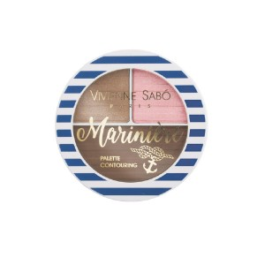 Mariniere Face Contouring Palette No 01