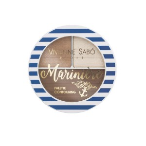 Mariniere Face Contouring Palette No 02