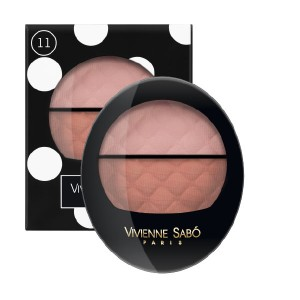 Teinte Delicate Blush Duo 11 Cool Rose/Warm Peach