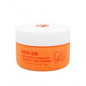 Peachy Clean Makeup Remover and Cleansing Balm