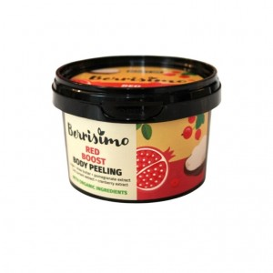 Beauty Jar Berrisimo 'Red Boost' Body Polish Scrub