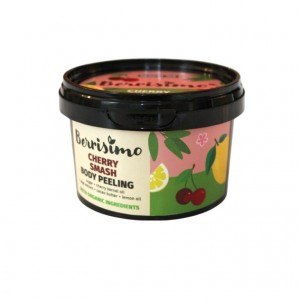 Berrisimo 'Cherry Smash' Body Peeling