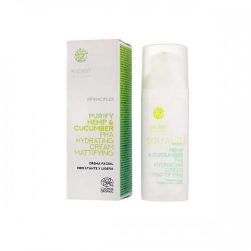 Purify Hemp & Cucumber Pha Mattifying Cream 24h