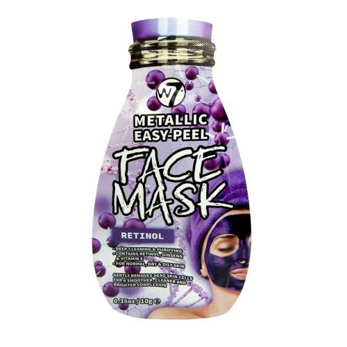Metallic Easy-Peel Retinol Face Mask