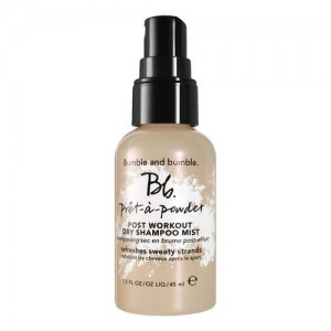 Pret-a-Powder, Post Workout Dry Shampoo Mist