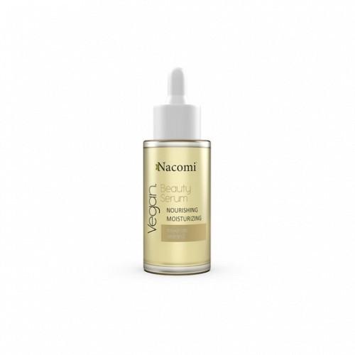 Nourishing & Moisturizing Serum with flower oils