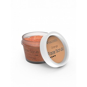 Refreshing face&lips scrub - Orange