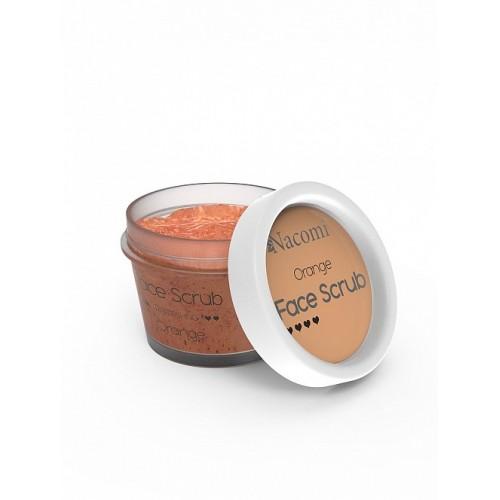 Refreshing face&lips scrub - Orange