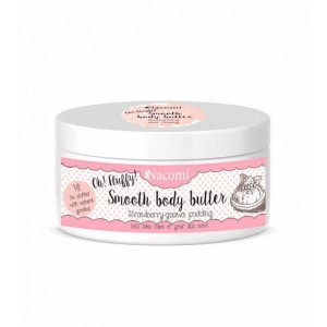 Smooth Body Butter - Strawberry - Guava Pudding