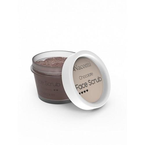 Moisturizing Face & Lips Scrub - Chocolate