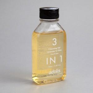 3in1 Cleansing Gel - Lavender & Olive