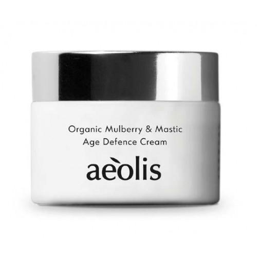 Age Defence Cream - Organic Mulberry & Mastic