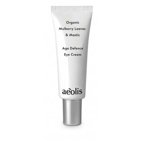 Age Defence Eye Cream - Organic Mulberry & Mastic
