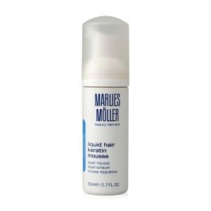 Volume Liquid Hair Keratin Mousse