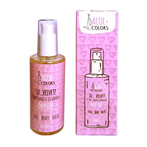 3in1 Multi vitamin Dry Oil - So Velvet