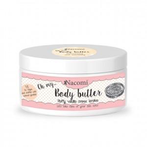 Body butter - Vanilla Creme Brulee