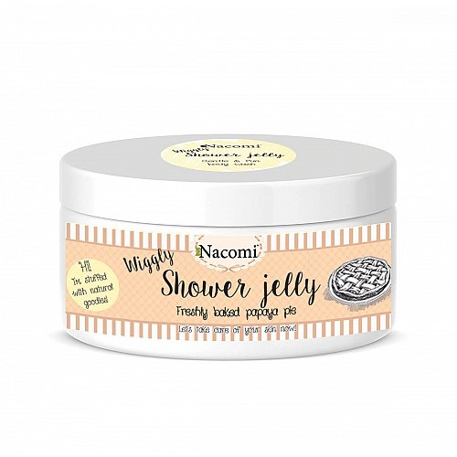 Shower Jelly - Freshly Baked Papaya Pie