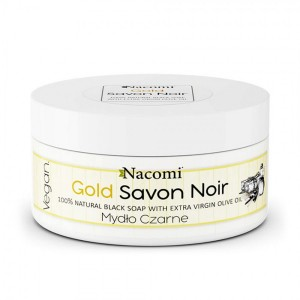 Savon Noir - Black Soap - Gold