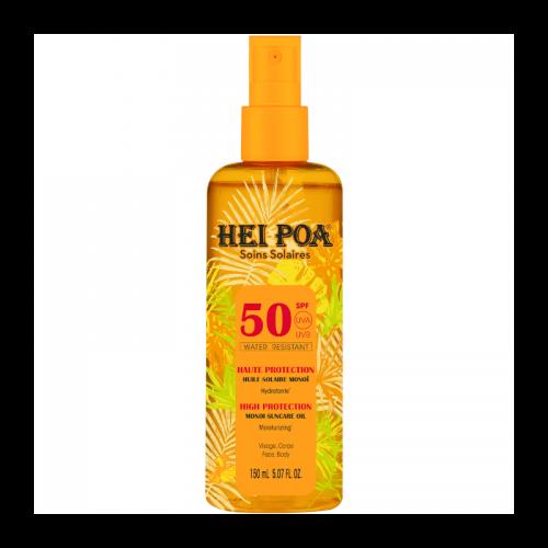 Monoi Dry Oil SPF50 Tiare Spray