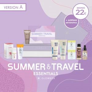 "The ""Summer & Travel Essentials"" Glowbox A"