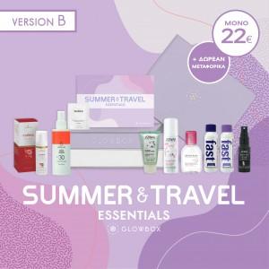 """The """"Summer & Travel Essentials"""" Glowbox B"""