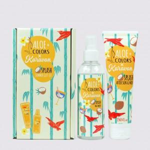 Aloe+Colors x karavan - Splash Summer Box