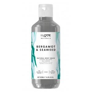 I LOVE Naturals - Bergamont & Seaweed BodyWash