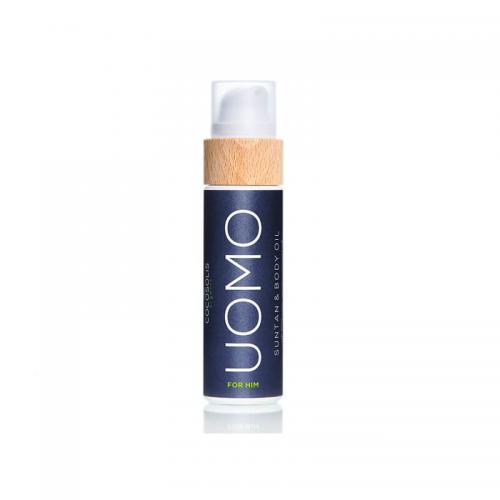 Uomo Sun Tan & Body Oil (For Men)
