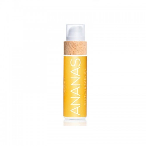 Ananas Sun Tan & Body Oil