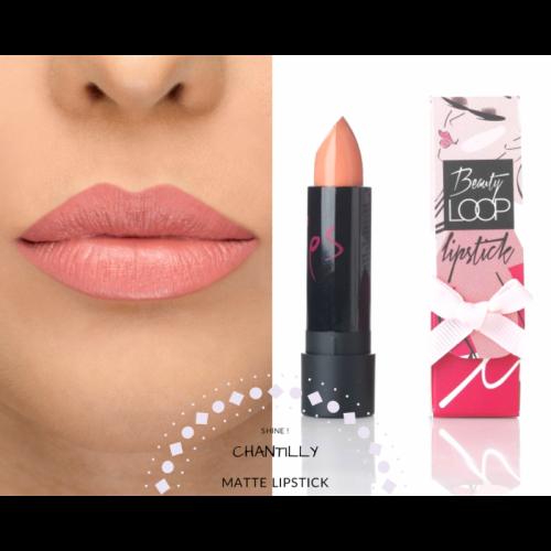 Chantilly matte lipstick