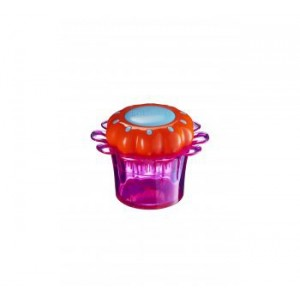 Magic Flowerpot Popping Purple