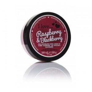 Body Butter Raspberry & Blackberry