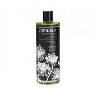 KNACKERED COW Relaxing Bath & Body Oil