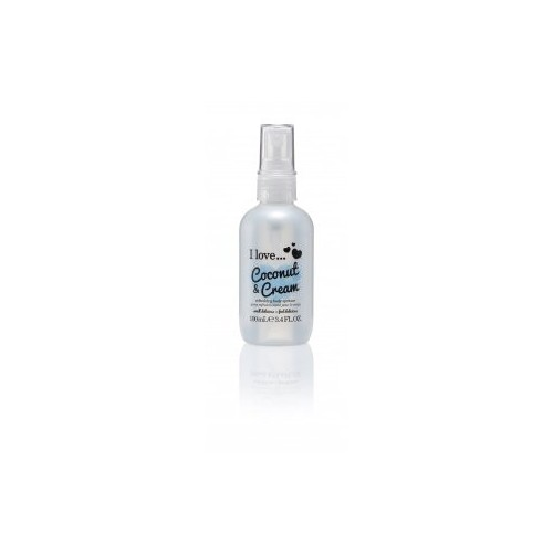 Body Spritzer Coconut & Cream